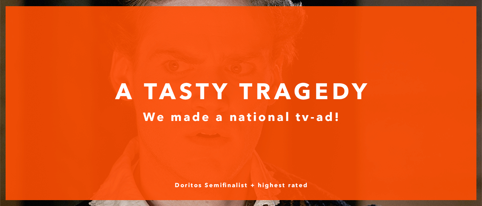 A Tasty Tragedy