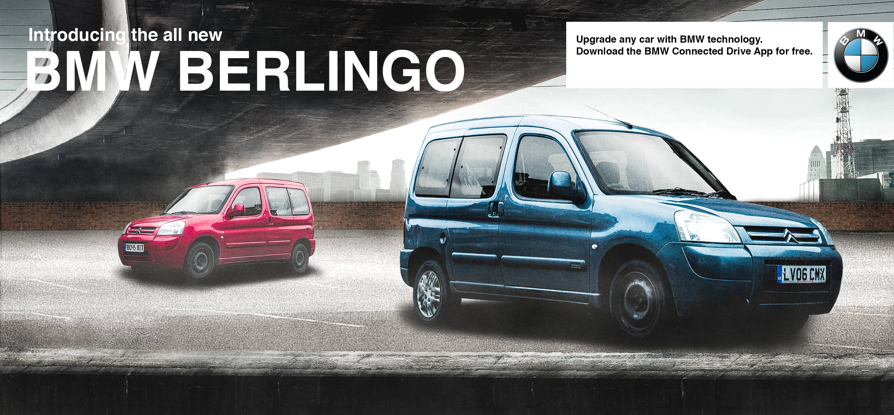 BMW Berlingo