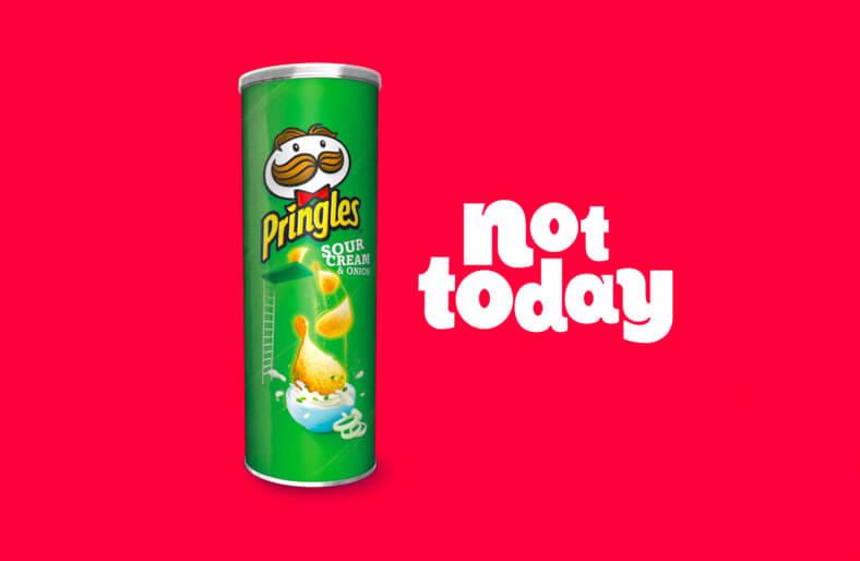 Pringles Valentine's Day